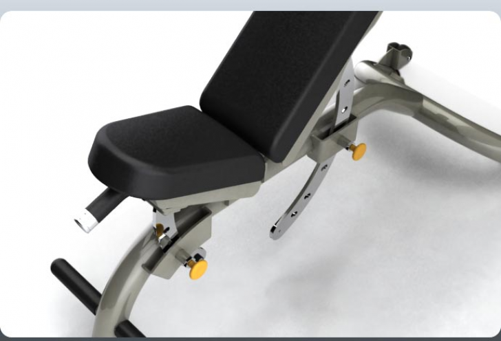 Picture of Aura Series Multi Adjustable Bench G3-FW80