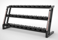 PARADIGM DUMBBELL RACK WITH DUAL SADDLES (MULTIPLE OPTIONS)