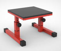 DEFENDER ADJUSTABLE SQUAT STOOL