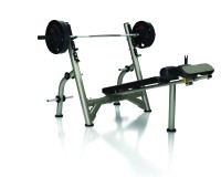 Aura Series Olympic Decline Bench